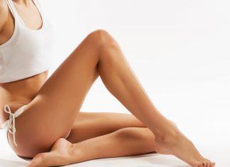 kosmetyki opalające nogi i ciało