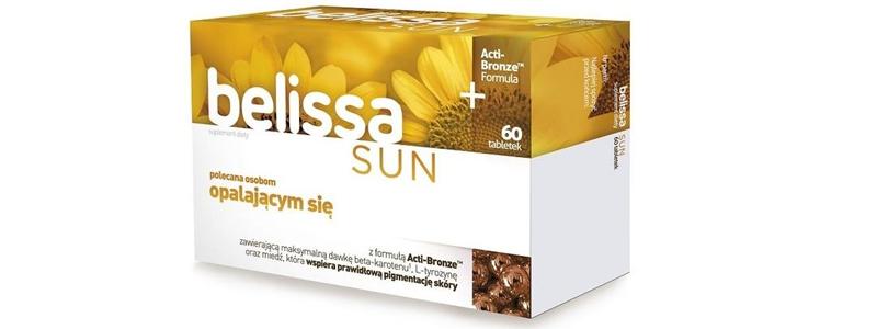 BELISSA SUN, TABLETKI, 60 SZT